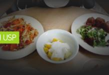 Dieta da USP